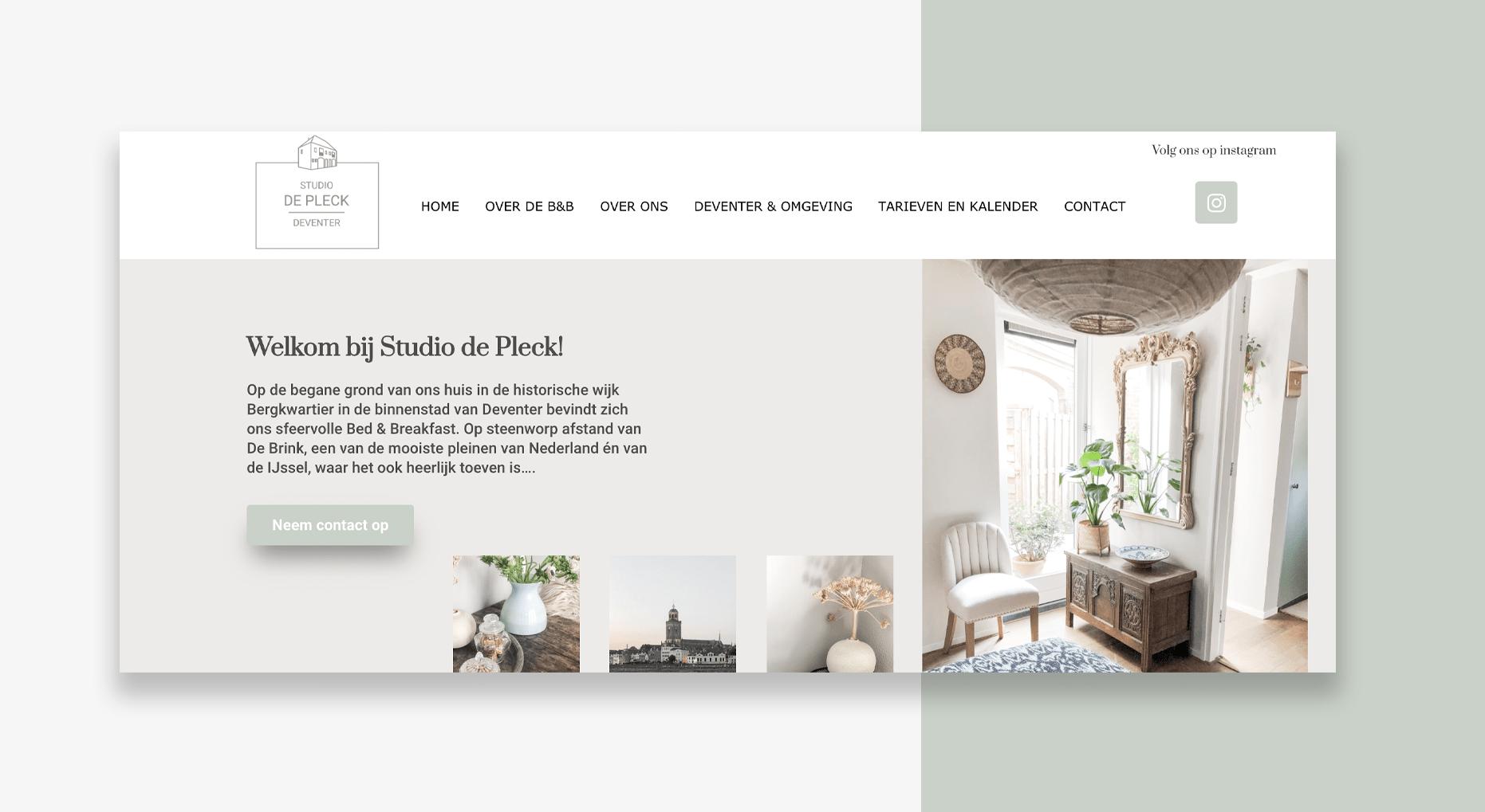 Webdesignbureau voor een nieuwe website en SEO